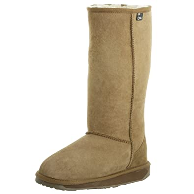 EMU Australia Unisex Stinger Hi Boot,Chestnut,Men's 9 M/Women's ...