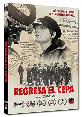 Regresa El Cepa Dvd