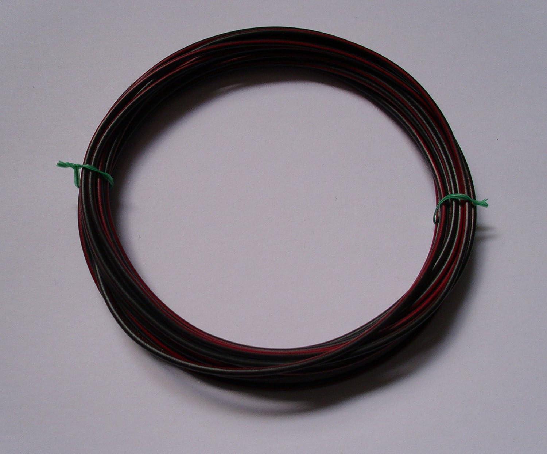 /€ 0,80//m w. L/ängen Siehe Beschreibung 6 x 5m 2,5mm/² Kfz Kabel Set Litze Flry