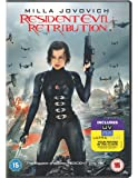 Resident Evil: Retribution (DVD) [2012]