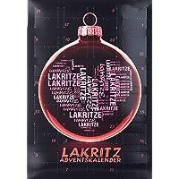 Lakritz Adventskalender, 1er Pack (1 x 264 g)
