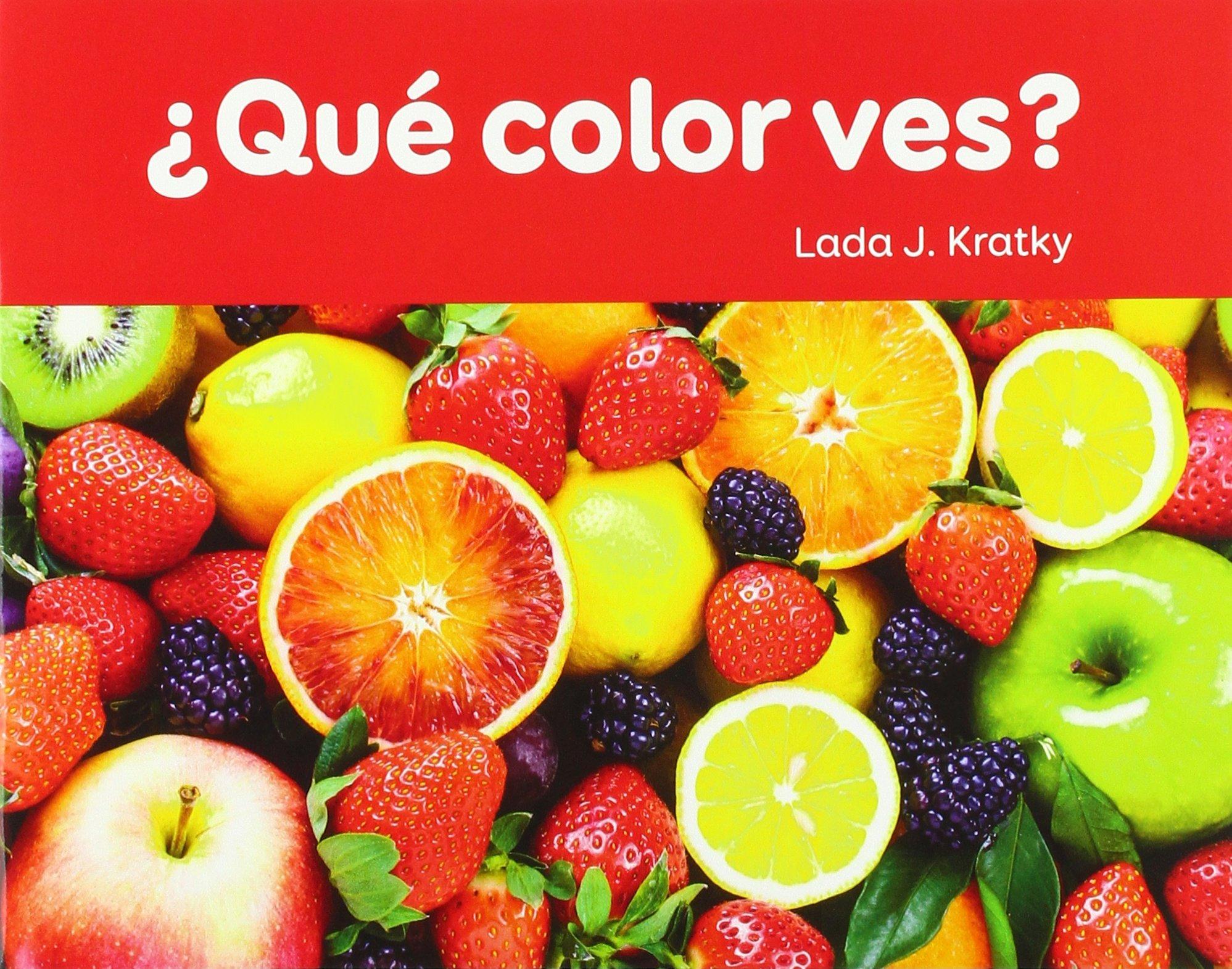 Que Color Ves? (Facil de Leer / Easy to Read) (Spanish Edition) (Spanish) Paperback – June 1, 2018