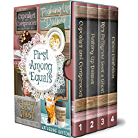 First Among Equals: Four First-in-Series Cozy Mystery Titles (English Edition)