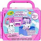Crayola 747304 Scribble Scrubbie Pets Beauty Salon Playset