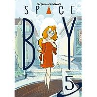 Stephen McCranie's Space Boy Volume 5