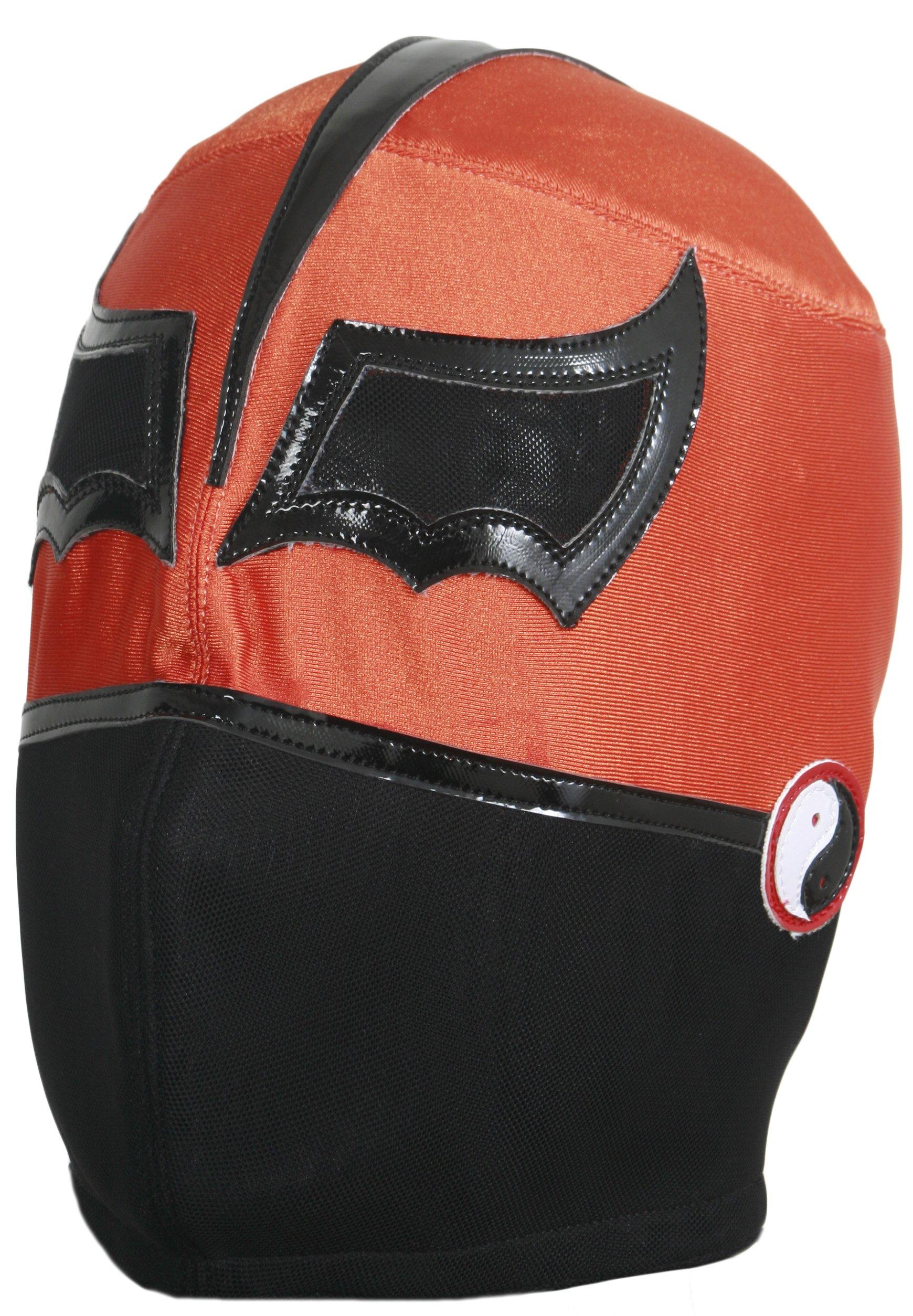 Kung Fu Professional Lucha Libre Mask Adult Luchador Mask