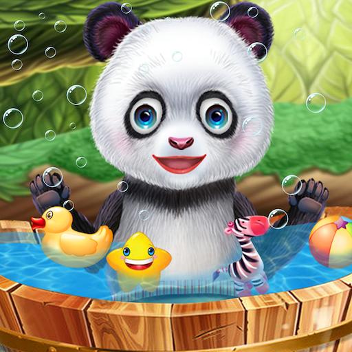 (Baby Girl Panda Games - Panda Babies Care)