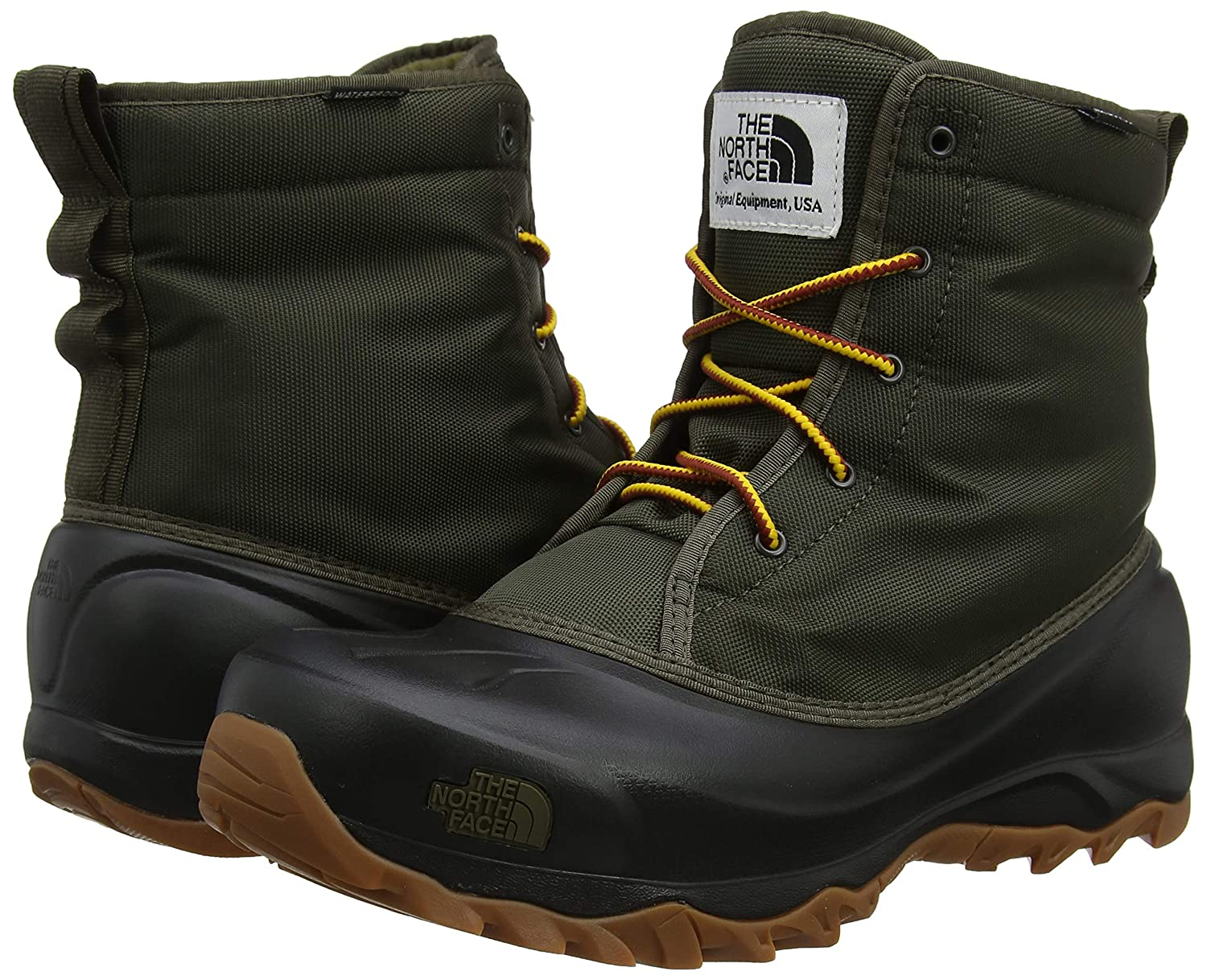 THE NORTH FACE Herren Men's Grün Tsumoru Boot Schneestiefel, grün, Grün Men's (Tarmac Green/Tnf Black 5ua) 8a59f1