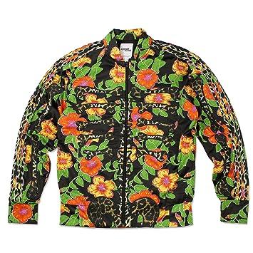 61ea9ee0eac9 Adidas Originals ObyO Jeremy Scott JS Flower Bone TT Sports Jacket Men's -  XS