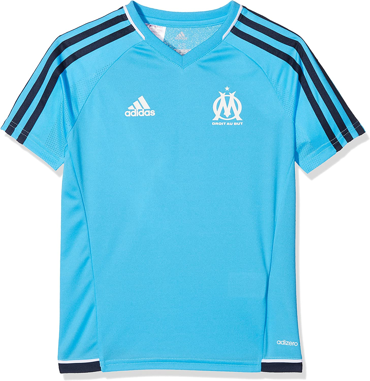 adidas Olympique Marseille Veste de présentation Garçon