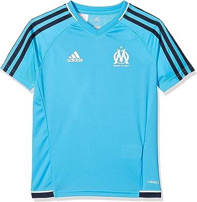 adidas Om TRG JSY Y - Camiseta Entrenamiento Olympique de Marsella ...