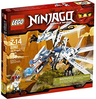 Amazoncom Lego Ninjago Earth Dragon Defence 2509 Toys Games