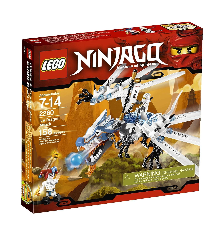 LEGO Ninjago Ice Dragon Attack 2260 4611497