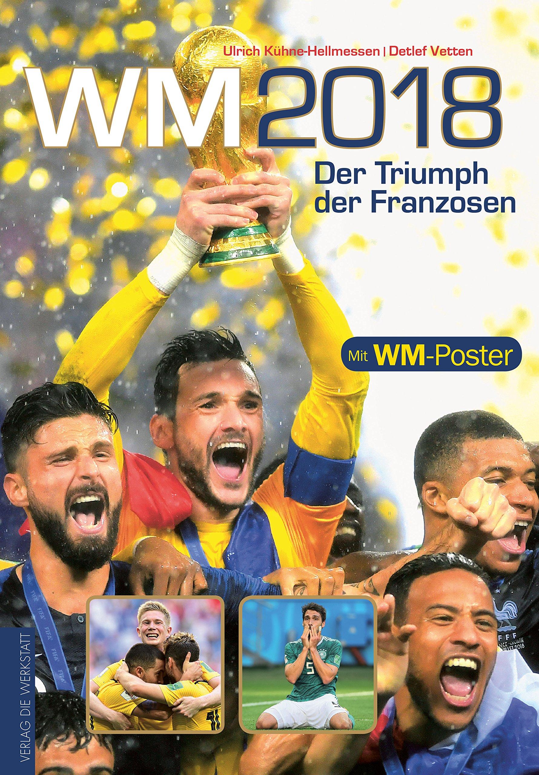 WM 2018: Der Triumph der Franzosen