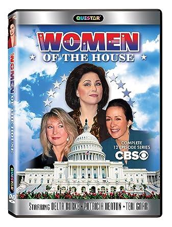 Amazoncom Women Of The House Dvd 2 Pk Delta Burke Teri