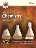 New A-Level Chemistry for AQA: Year 2 Student Book