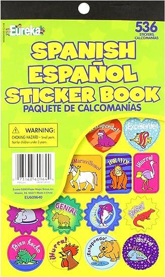 Eureka Motivational Sticker Book by Eureka