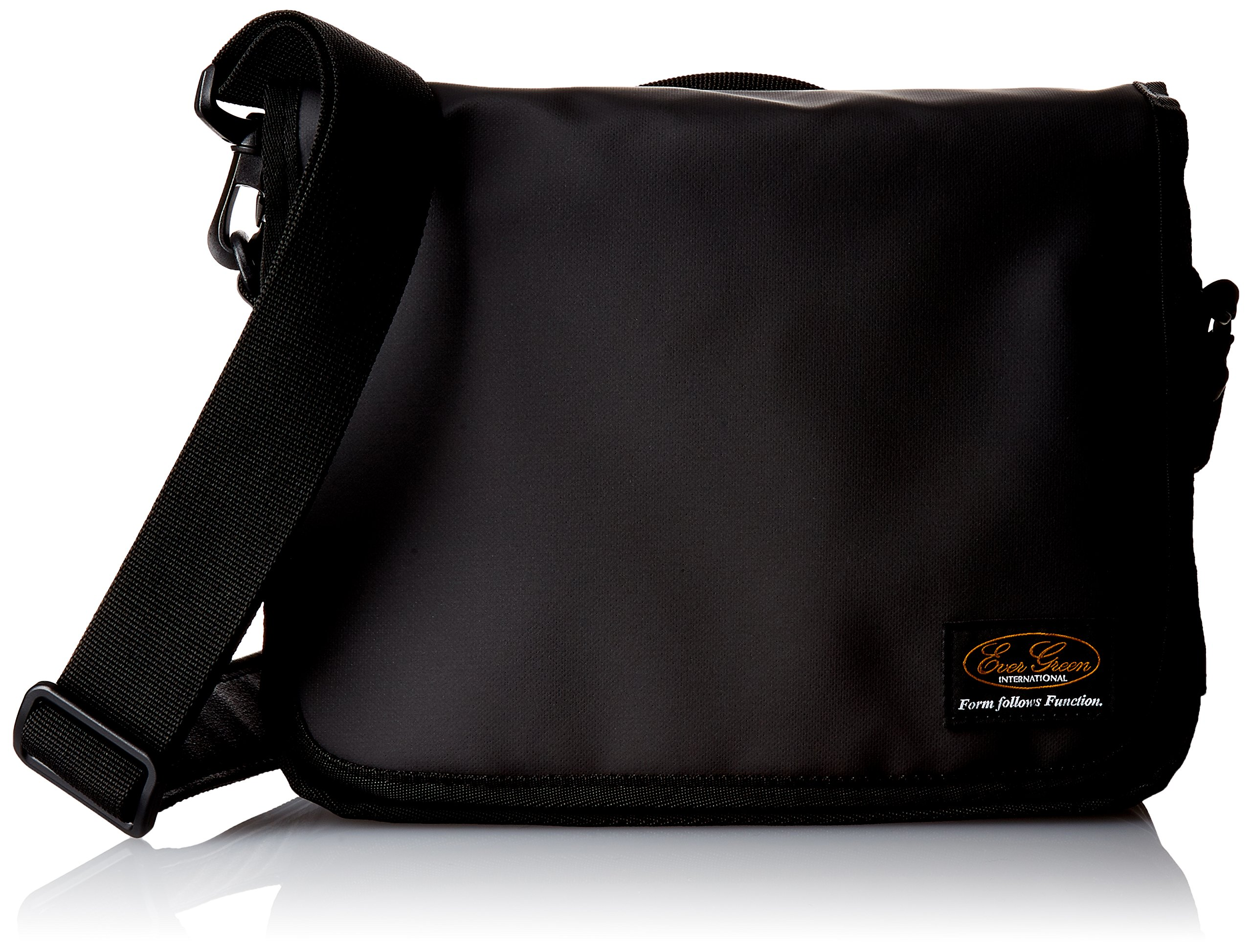 Evergreen Shoulder Bag Flap Cover 270 x 200 x 90 mm Black (4612) 4533625094612