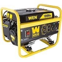WEN 56180 1800-Watt Portable Power Generator, CARB Compliant