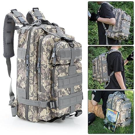 Amazon.com   BIENNA Tactical Backpack 39a23419f633b