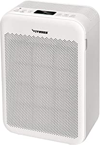 VIVOSUN 5-in-1 Air Purifier with H13 True HEPA Filter for Large Rooms up to 700 Sqft, Allergies, Pets, Pollen, Smoke, Dust, Odors Eliminator with PM2.5 Indicator, White