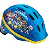Paw Patrol Toddler and Kids Bike Helmet, Riders 3-8 Years Old, Multiple Colors