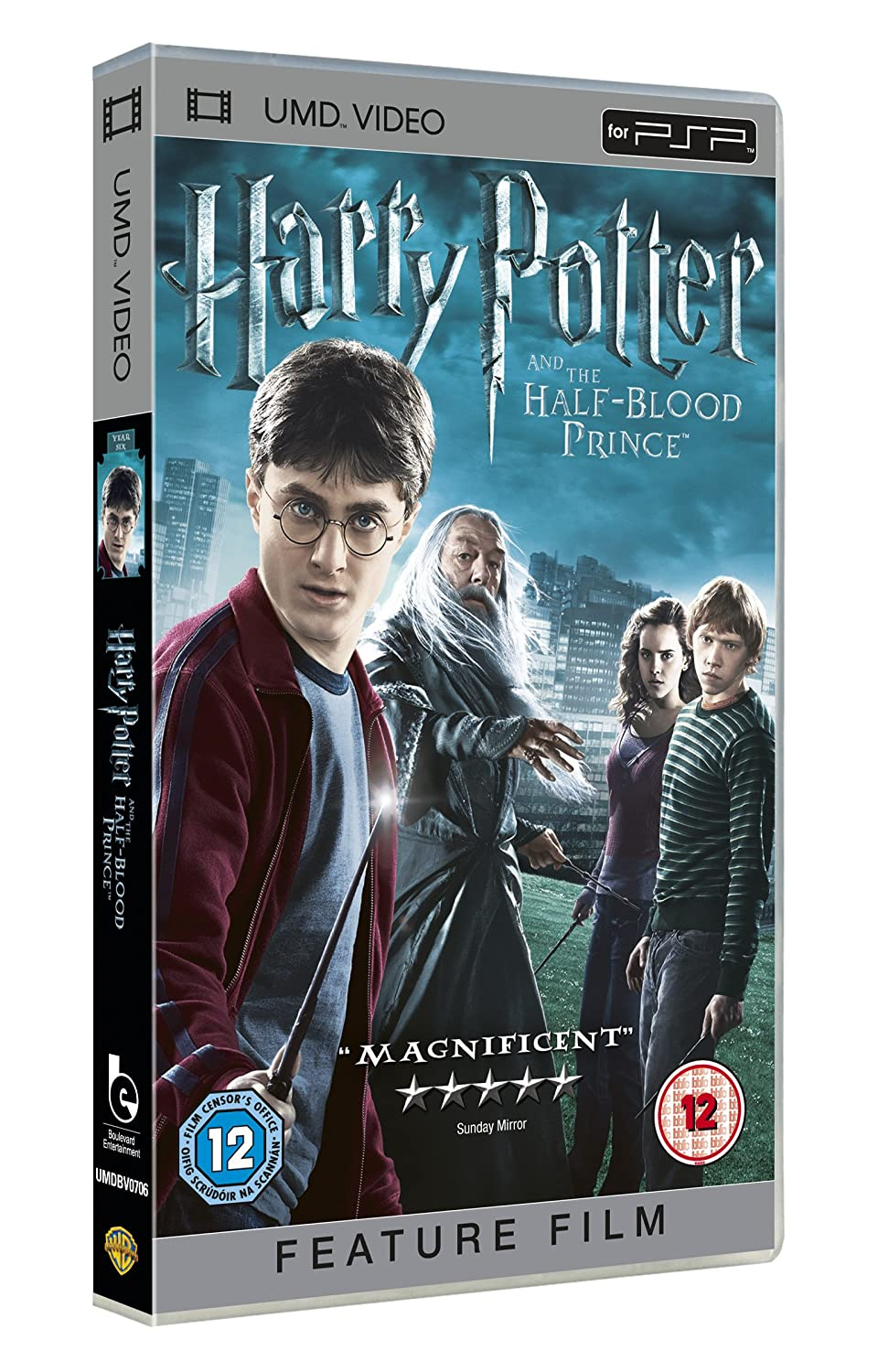 Harry Potter and the Half-Blood Prince [UMD for PSP]