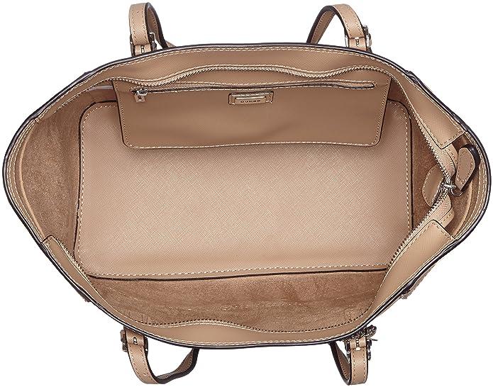 8b3bf30ece GUESS sac cabas DELANEY HWEY45 35220 - TAN: Amazon.fr: Chaussures et Sacs