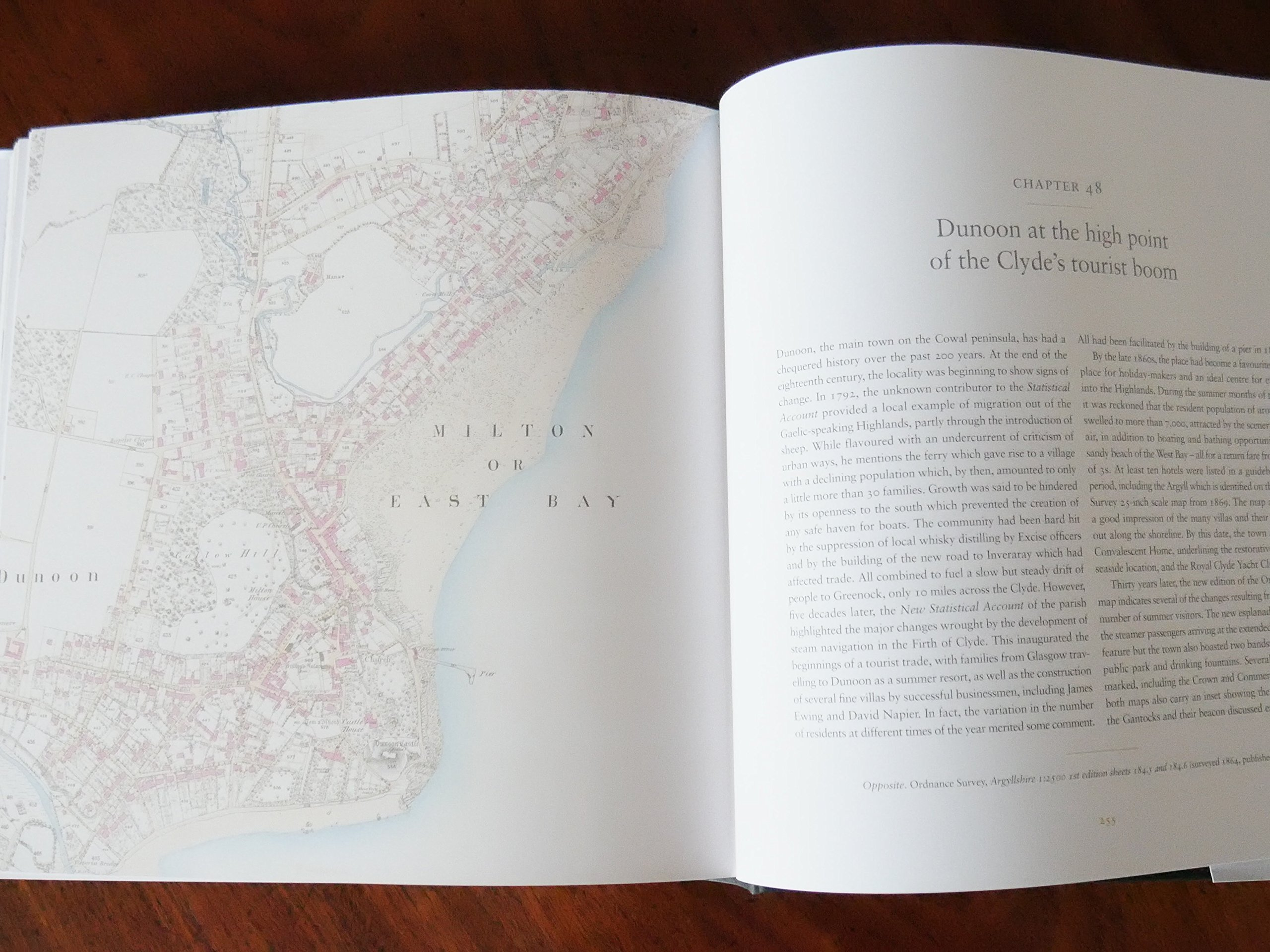 The Clyde: Mapping the River: Amazon.co.uk: John Moore ...