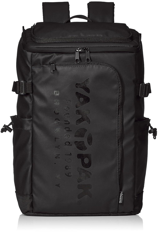 [ヤックパック] デイパック レクタンボックス 8125311 B07B2X74G5 ブラック ブラック