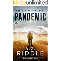 Pandemic (The Extinction Files Book 1) book cover