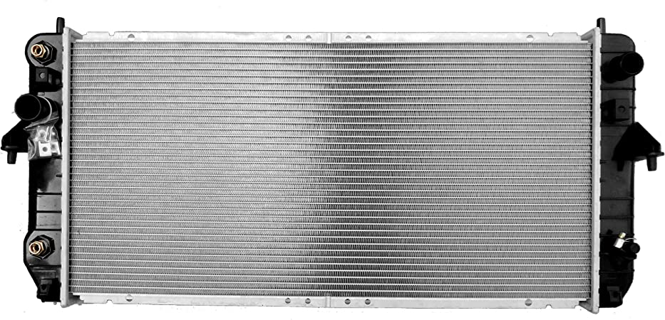 Brand New Aluminum Radiator for 1998-2000 Cadillac Seville 4.6L V8 Fits CU2474