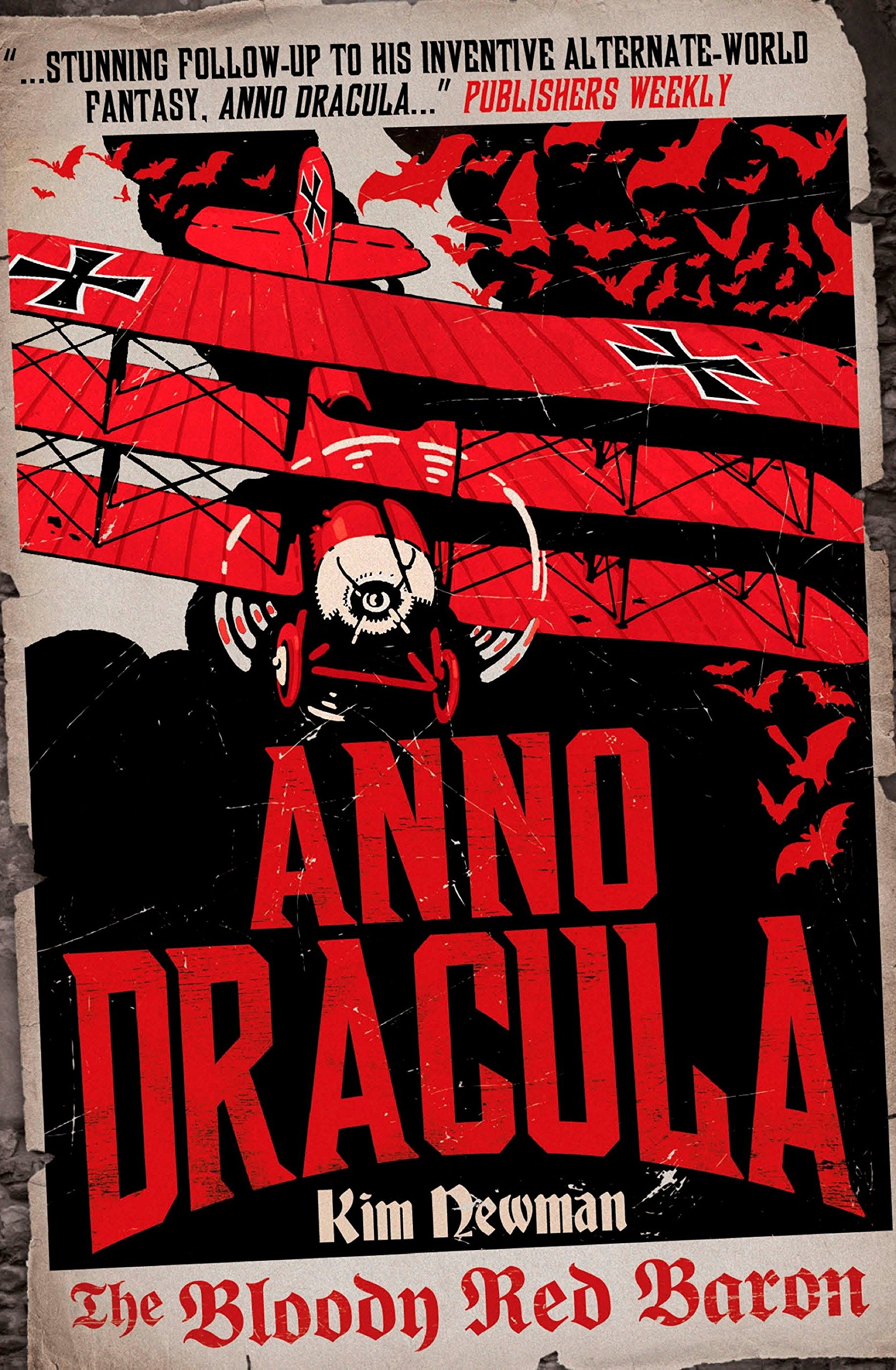 Read Online Anno Dracula: The Bloody Red Baron pdf epub