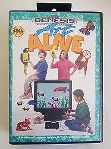 Art Alive - Sega Genesis