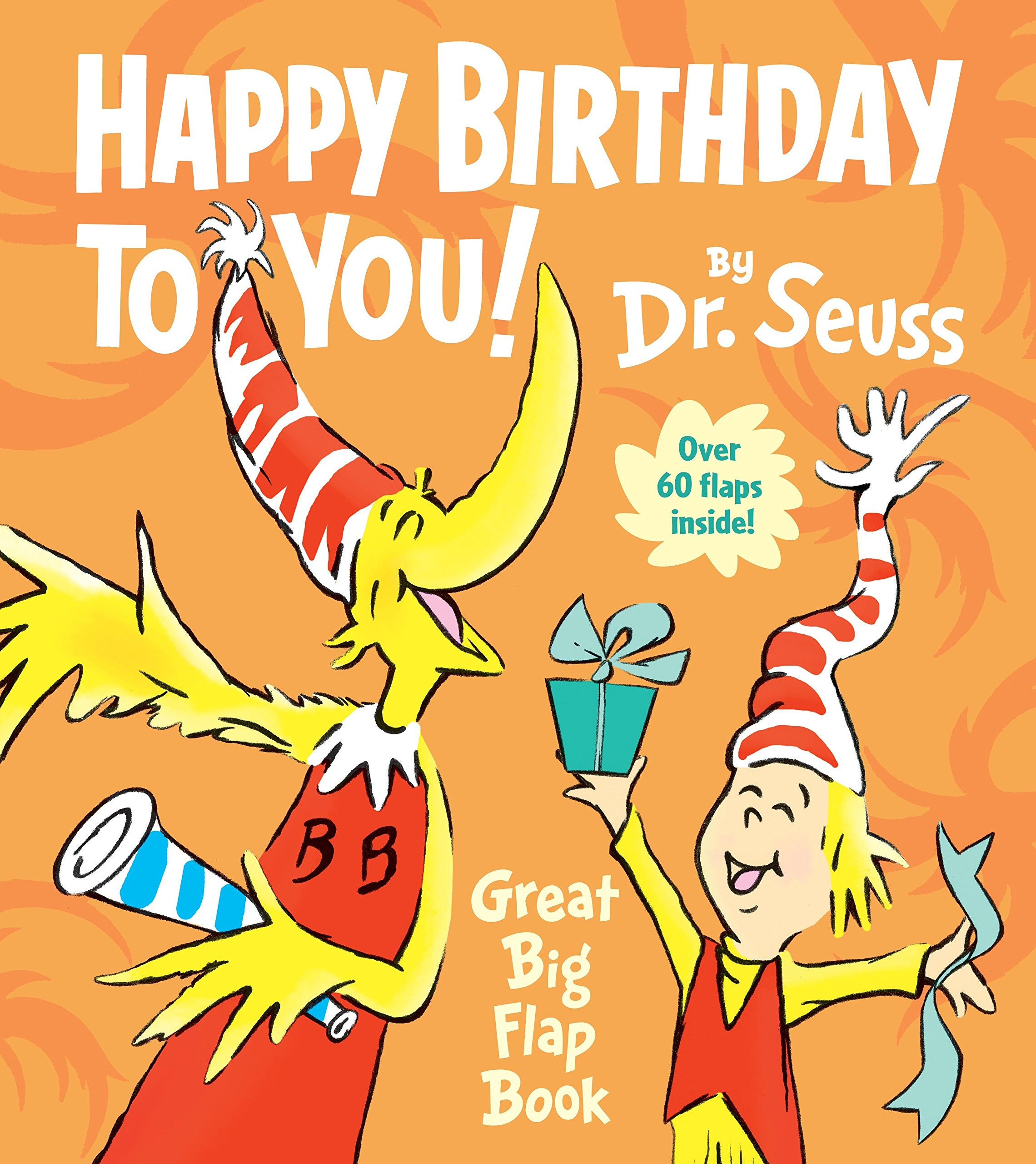 Amazon com: Happy Birthday to You! Great Big Flap Book