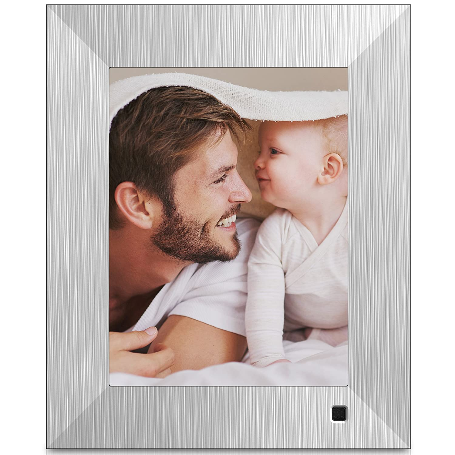 NIX Lux Digital Non-WiFi Photo & HD Video Frame: Amazon.co.uk ...