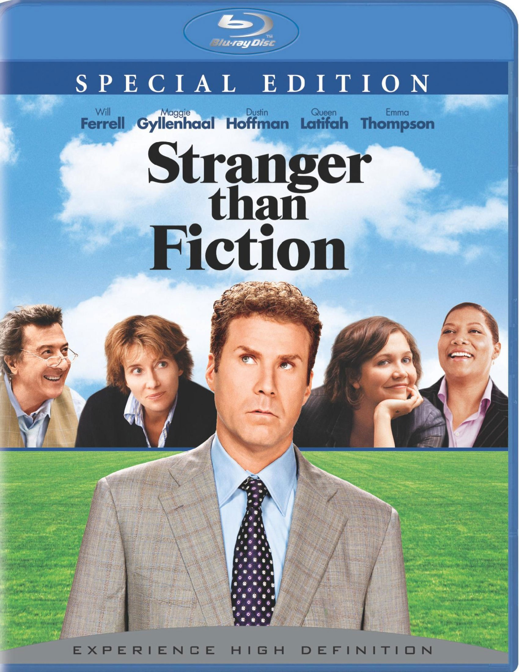 Blu-ray : Stranger Than Fiction (Special Edition) (Special Edition, Widescreen, , Dubbed, Dolby)