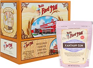 product image for Bob's Red Mill Resealable Gluten Free Xanthan Gum, 0.5 Pound (Pack of 6)
