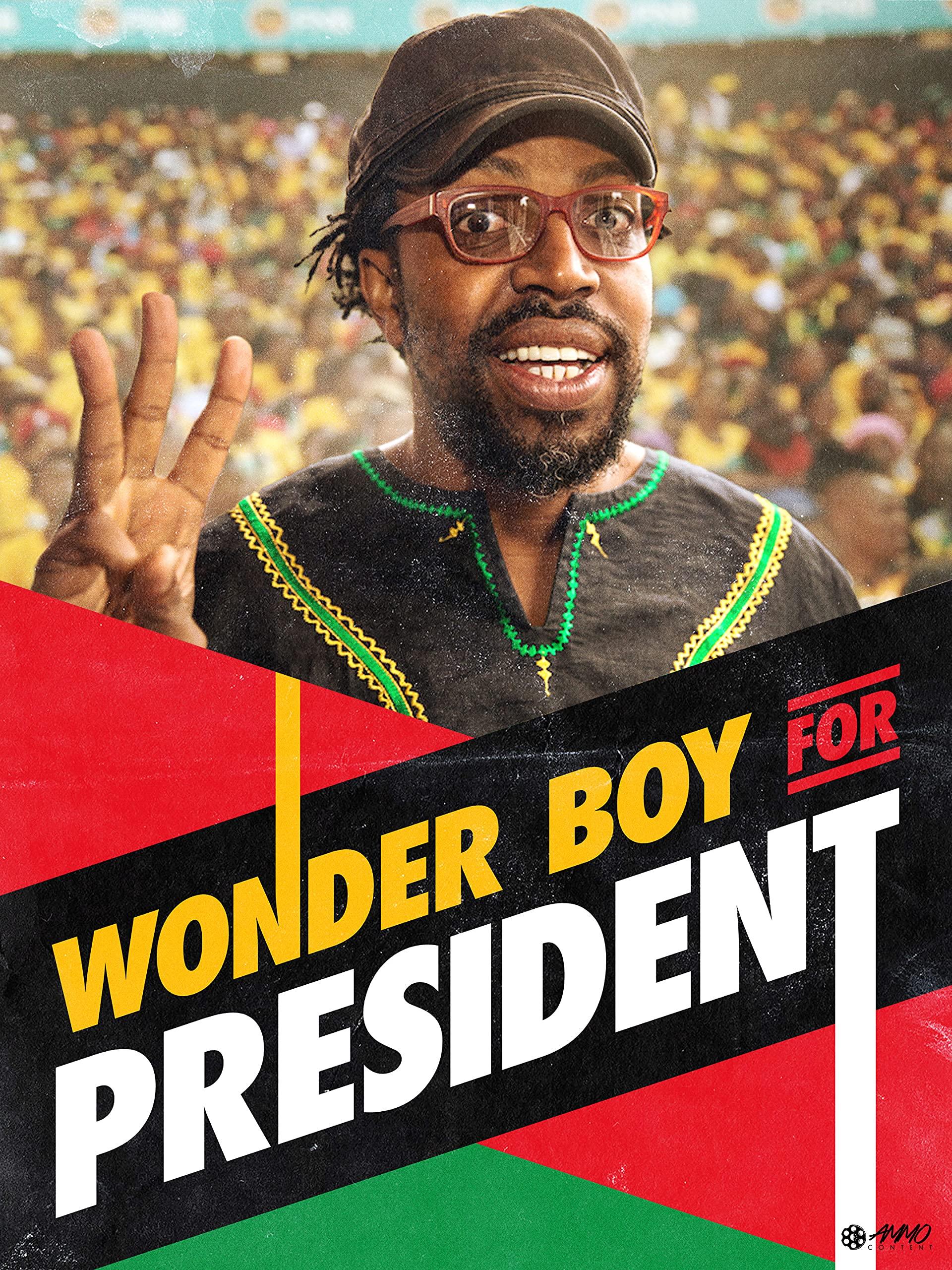 Wonder Boy for President on Amazon Prime Video UK