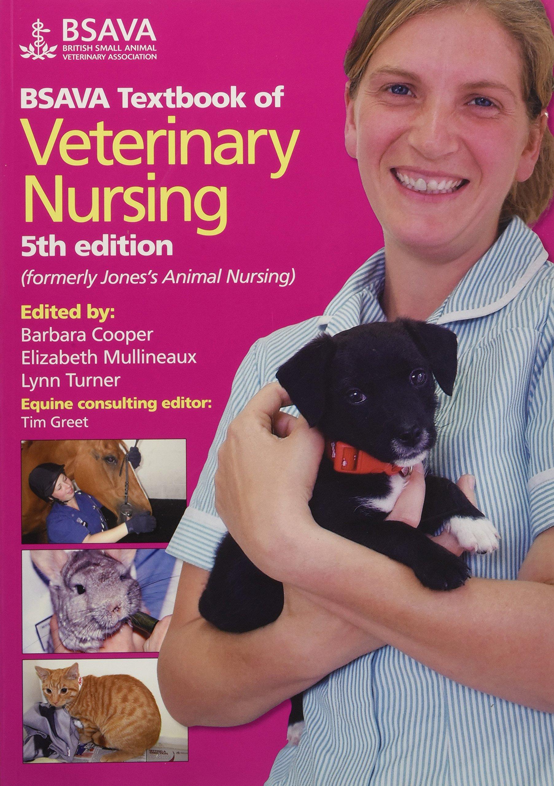BSAVA Textbook of Veterinary Nursing BSAVA British Small Animal ...