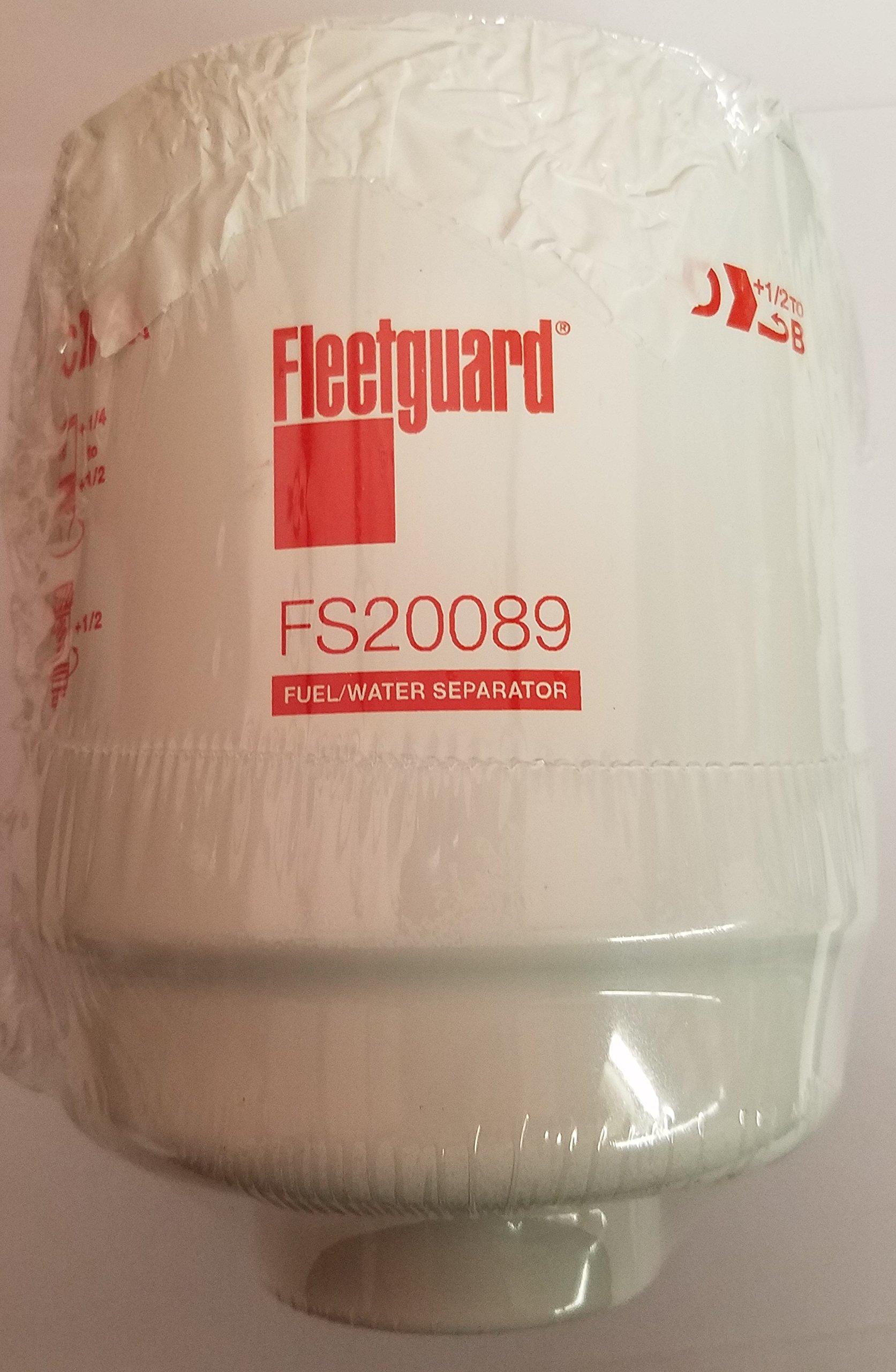 Fleetguard FS20089 Fuel Filter
