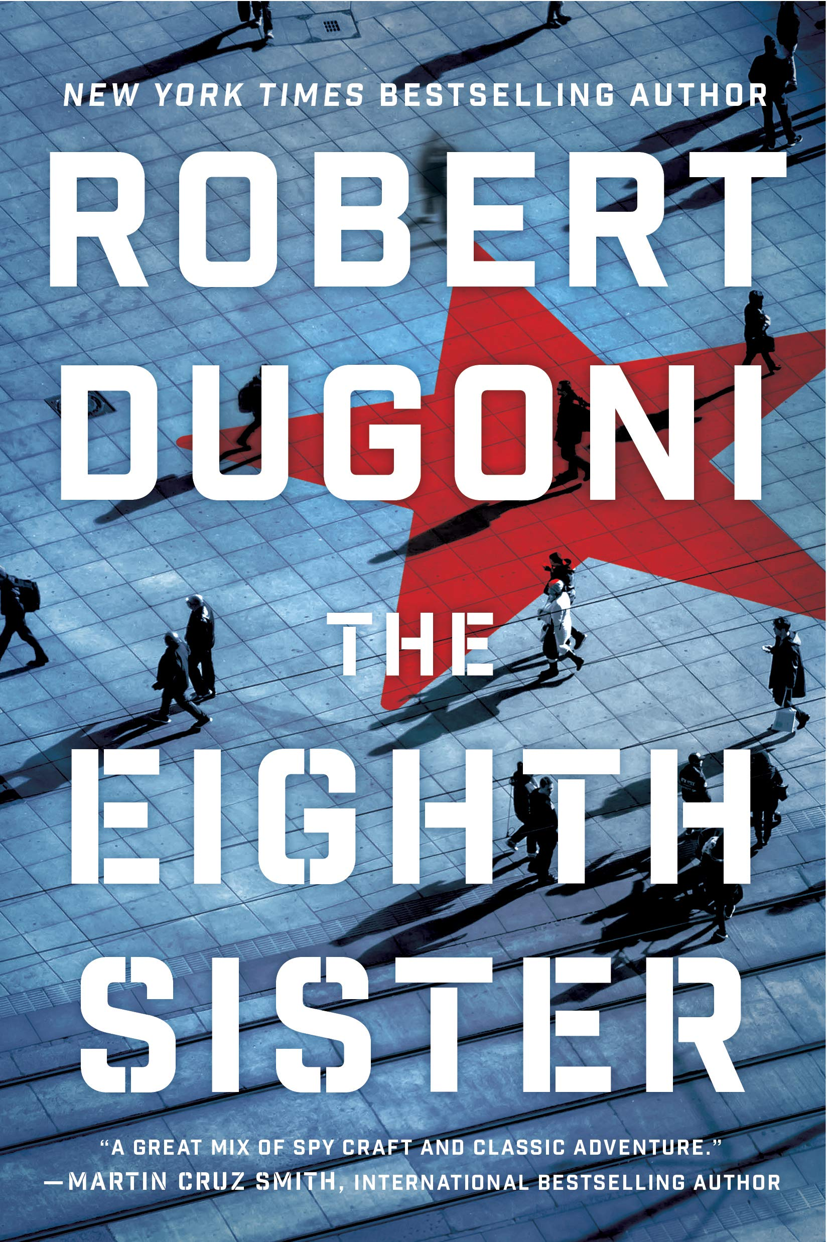 Amazon com: The Eighth Sister: A Thriller (Charles Jenkins