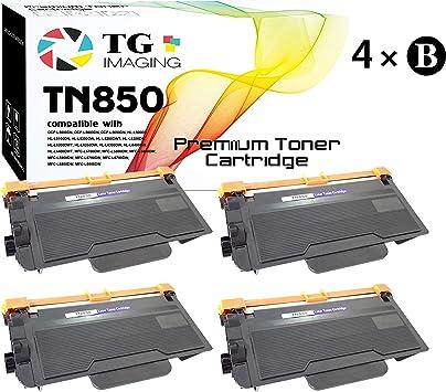 10PK TN850 Laser Toner Cartridge For Brother HL-L5200DW HL-L6200DW MFC-L5800DW