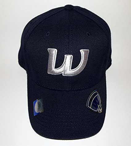 7b9c5a845b8 Amazon.com   Western Washington Vikings 3D Embroidered Hat Flexfit ...