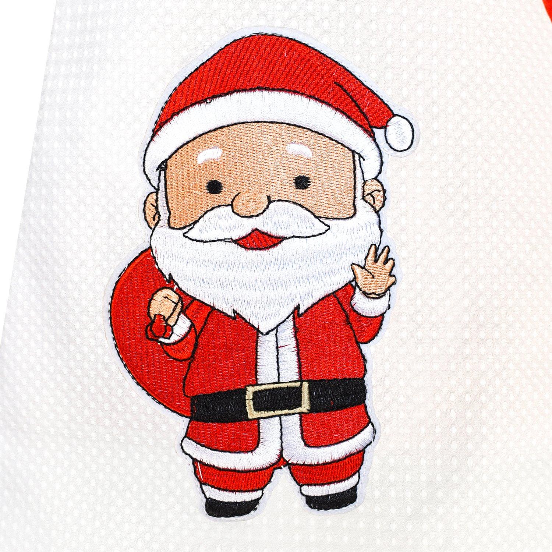 0dcce000e8146 Sunny Fashion Robe Fille A-Ligne Sapin de Noël Noël Sequin Pétillant  Vacances Partie 3. Agrandir l image