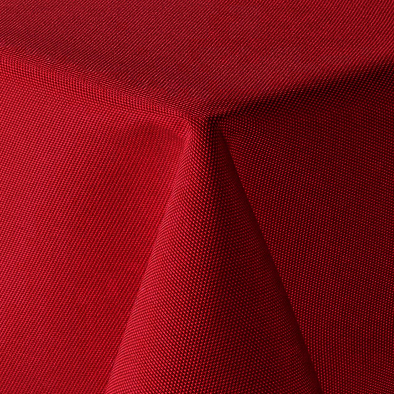 Amp-artshop Tischdecke Leinen Optik Oval 160x220 160x220 160x220 cm Grau BZW. Anthrazit - Farbe, Form & Größe wählbar mit Lotus Effekt - (O160x220DGrau) B01E7TU7W0 Tischdecken d9e7e8
