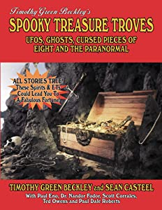 Spooky Treasure Troves: UFOs, Ghosts, Cursed Pieces of Eight and the Paranormal