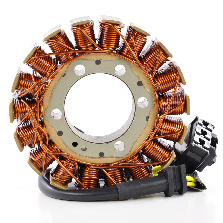 Generator Stator For Honda CBR 600 F4 F4i CBR600F4 2001 2002 2003 2004 2005 2006 OEM Repl.# 31120-MBW-J21 RMSTATOR