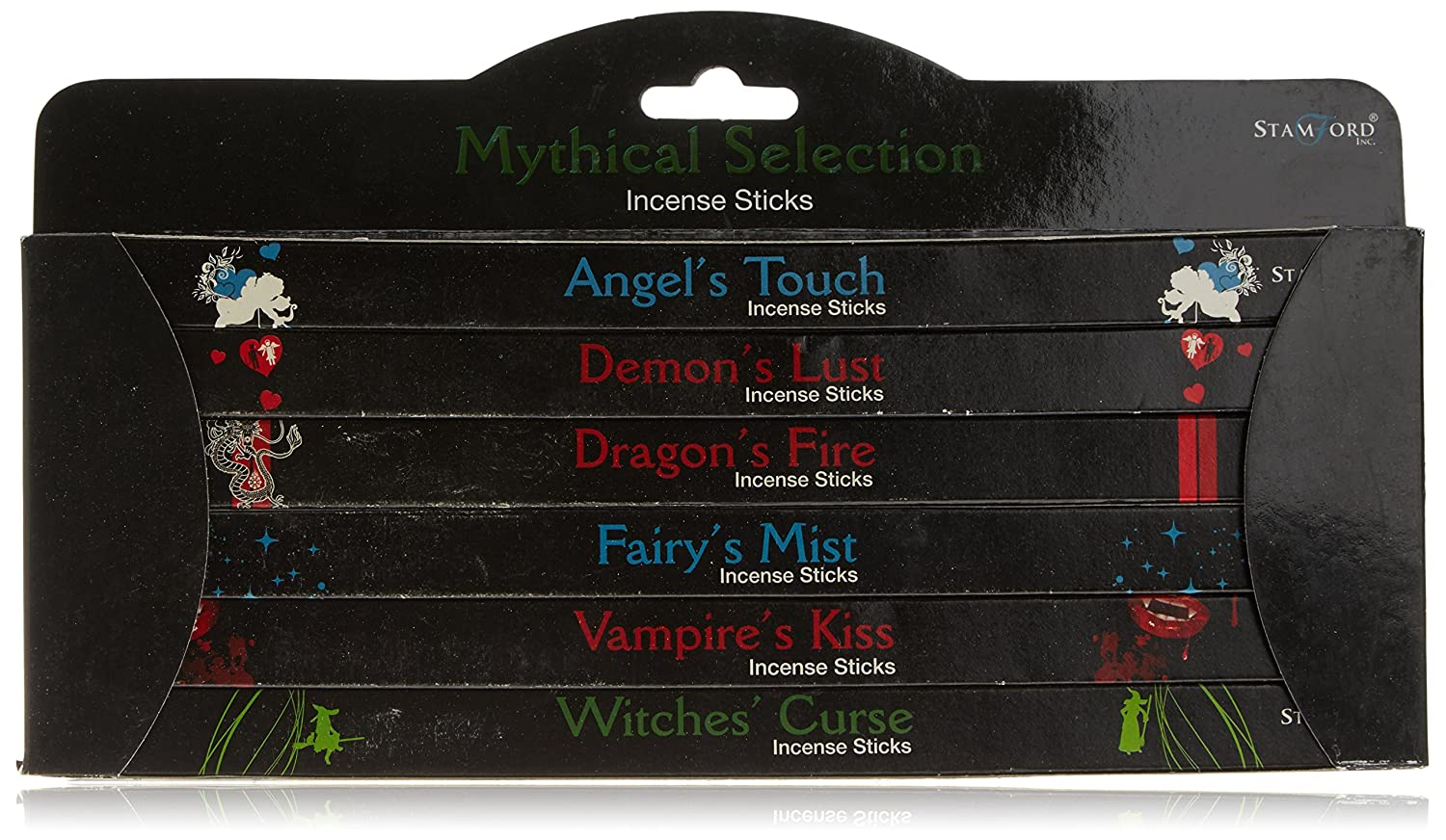 Stamford Mythical Incense Gift Pack Aargee R-37149