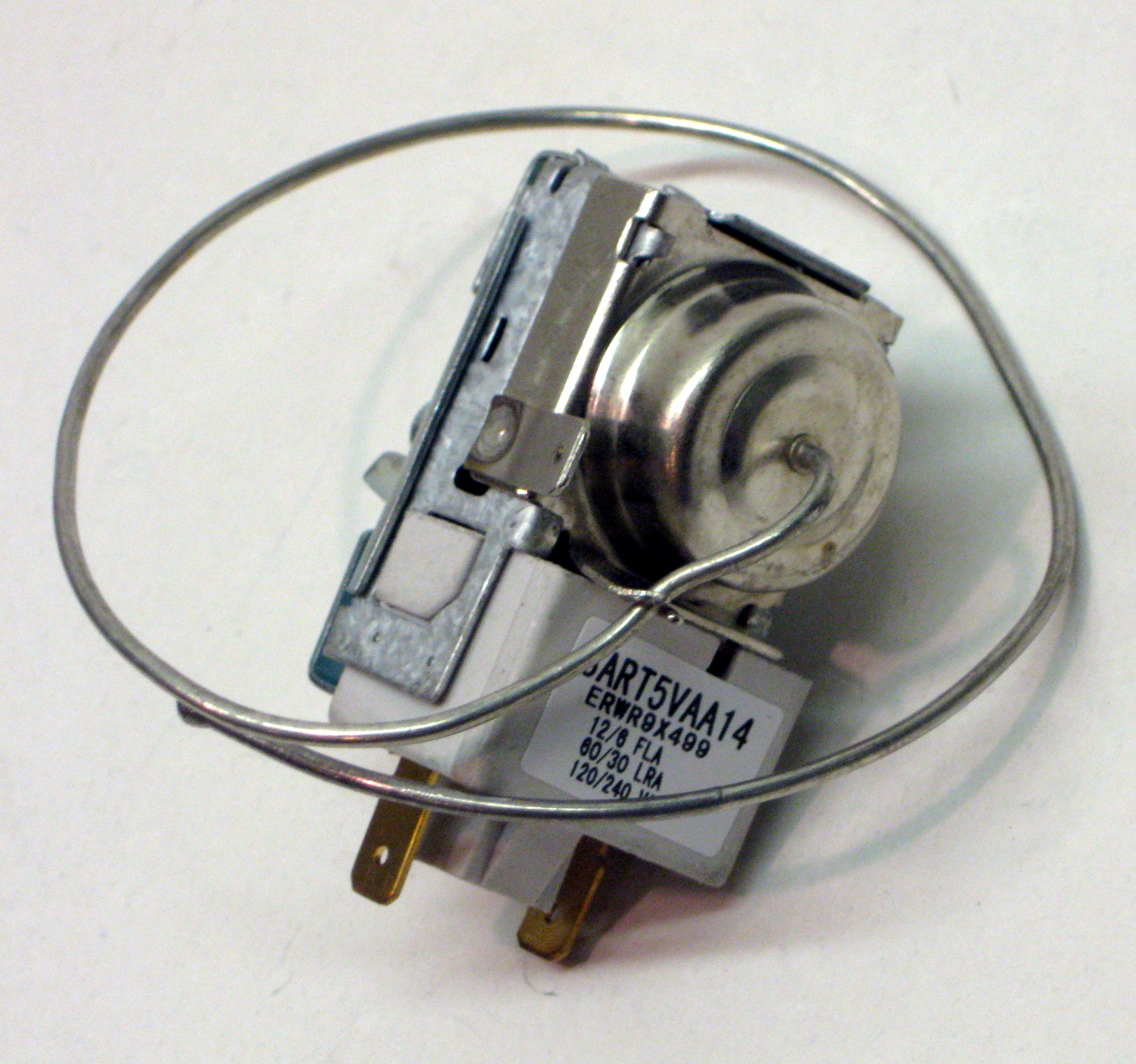 Edgewater Parts Wr9x499 Refrigerator Thermostat Cold Control Compatible With GE Refrigerator by Edgewater Parts